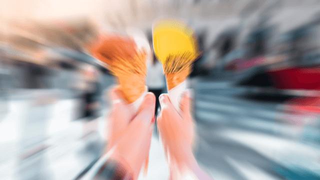 AviUtlでスピード感を演出する、放射ブラーの使い方