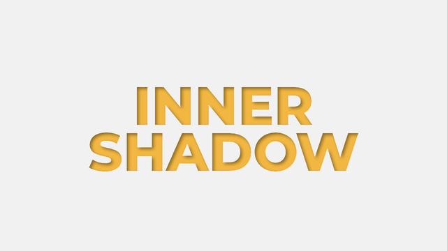 AviUtlでオブジェクトの内側に影を付ける、内側シャドー
